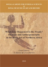 What Ever Happened to the People? Humans and Anthropomorphs in the Rock Art of Northern Africa, 2018, 550 p.