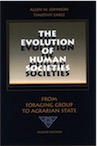 The Evolution of Human Societies. From Foraging Group to Agrarian State, 2000, 2e éd., 456 p.