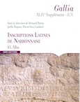 Inscriptions latines de Narbonnaise VI, Alba, (Suppl. Gallia 44/6, Inscriptions latines de Narbonnaise), 2011, 238 p.