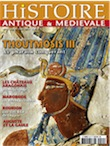 n°80. Juillet-Août 2015. Dossier : Thoutmôsis III. Le pharaon conquérant.